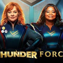 Apr 12: Thunder Force – Virtual Movie Night