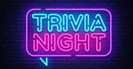 Apr 13: Virtual Trivia Night