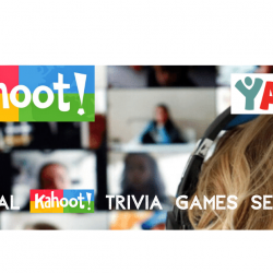 Aug 13: Virtual Kahoot Trivia Series