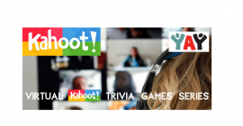 Aug 11: Virtual Kahoot Trivia Series
