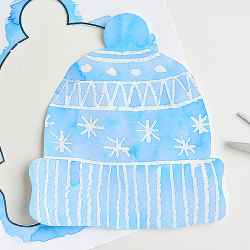Jan 20: Winter Hat / Snowman Paper Craft DIY Virtual Workshop