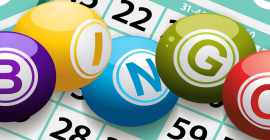 Aug 11: Virtual Bingo for Parents & Guardians
