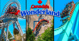 July 3: Summer Fun at the Amusement Park – Canada's Wonderland