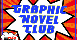 Oct 23: Graphic Novel Club – YAY Head Office – Week #2