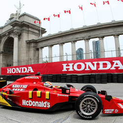 July 13: Honda Indy Toronto – Day 2