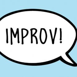Nov 20: Improv Workshop at the YAY Head Office