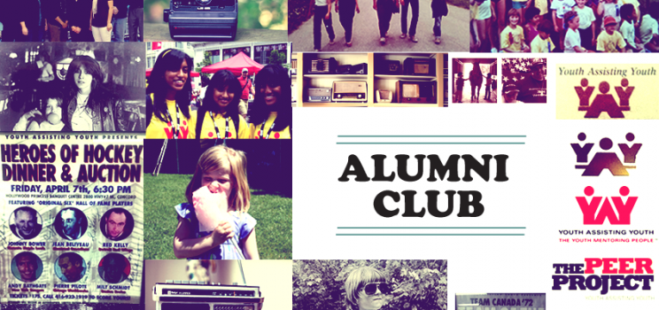 Join the Youth Assisting Youth | Peer Project Alumni Club