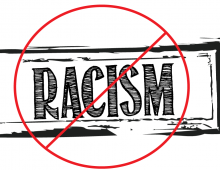 How to deal with racism and discrimination