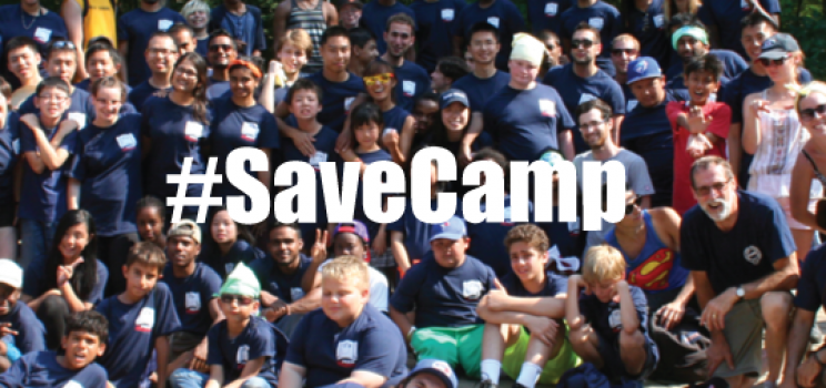 Help Save Summer Camp