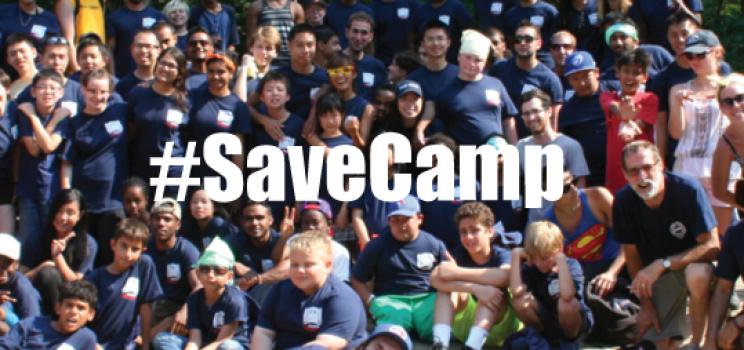 Help Save Summer Camp