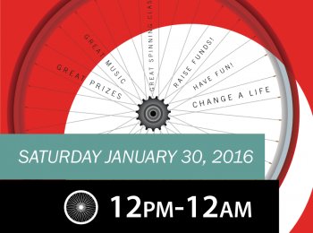Spinning Wheels and Changing Lives: Spin-a-thon 2016
