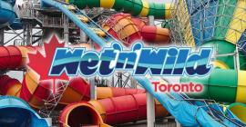 Aug 22: Wet N Wild Toronto – Waterpark Fun Day