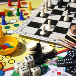 Sept 20: Games Café – After School Drop-in Program